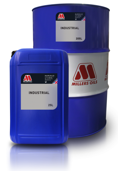Compressor Oils - MILLAIR RANGE
